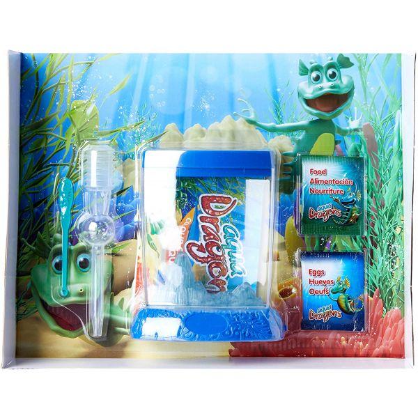 Aqua Dragons - Sea Monkeys Aquarium + Led Set