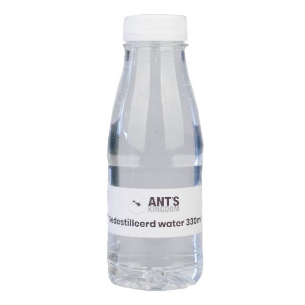 Distilled water Ant's Kingdom
