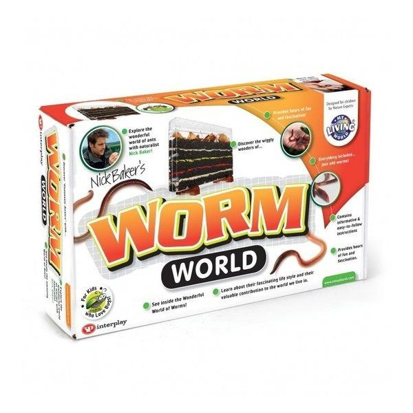 Worm world, wormenboerderij